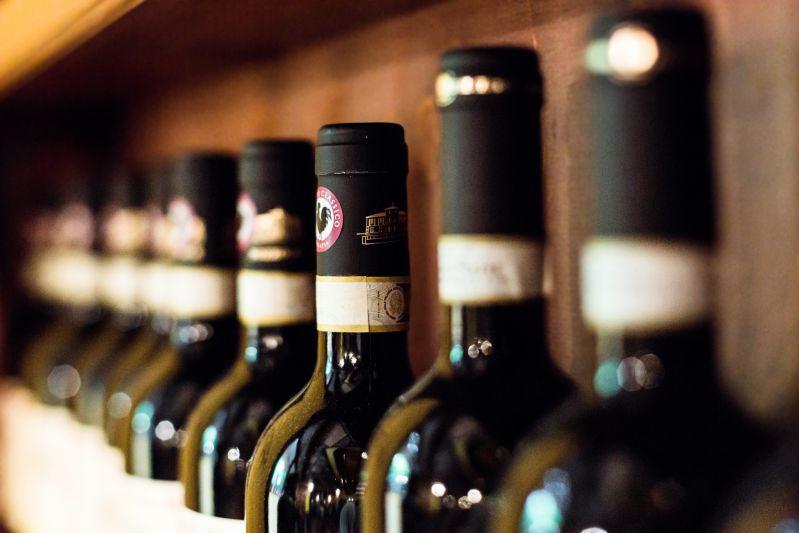 Bottiglie di Vino I'Giuggiolo